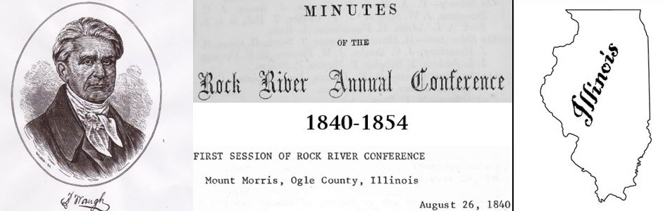 The Rock River Conference Minutes Collection Image